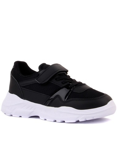 Cool 20-S11 Siyah Erkek Çocuk Günlük Spor Ayakkabı Siyah